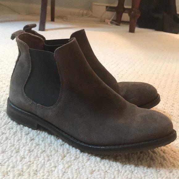 wills chelsea boots